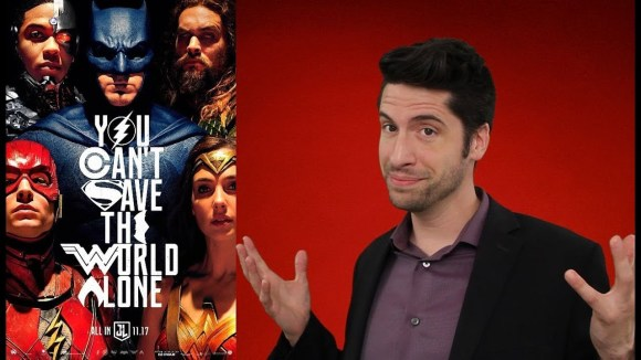 Jeremy Jahns - Justice league - movie review