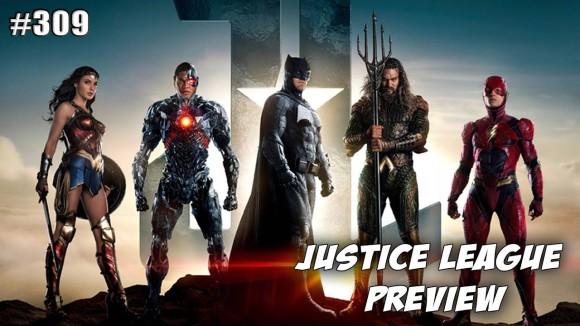 Schmoes Knows - Justice league preview - sk show #309