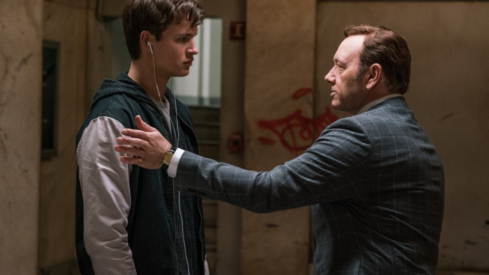 Ansel Elgort over Kevin Spacey