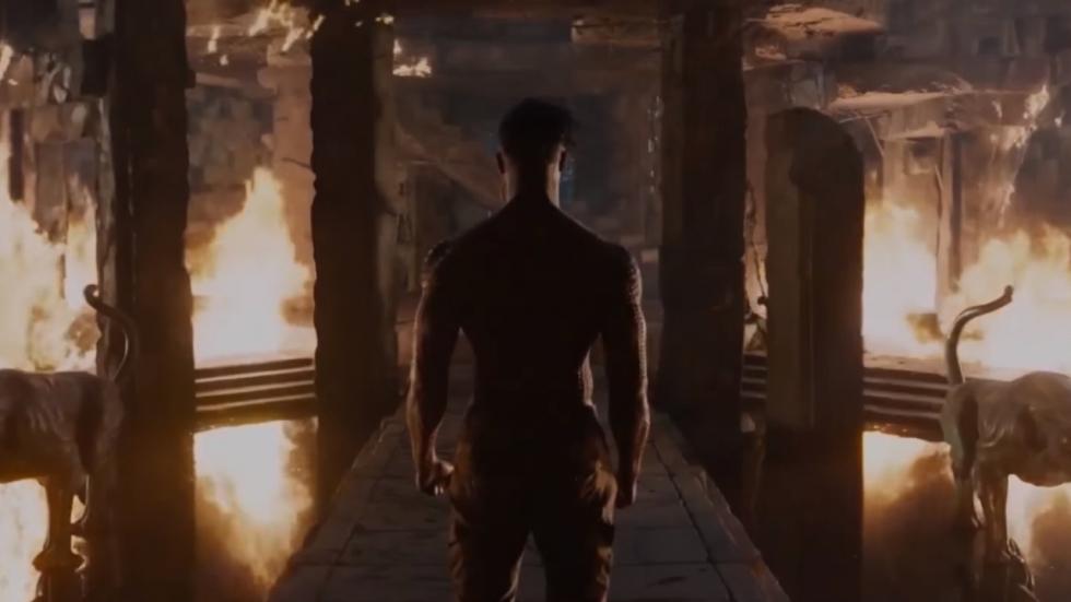 Avengers in nieuwe trailer 'Black Panther'
