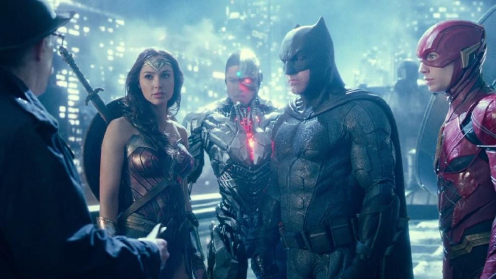 'Justice League' stevent af op zwakke Box Office-start