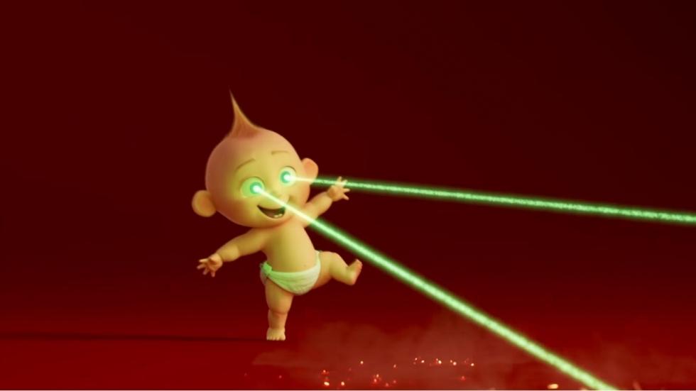 Teaser trailer 'Incredibles 2': Jack-Jack heeft superkrachten!