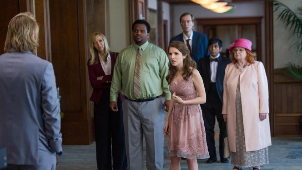 Blu-ray review 'Table 19' - Anna Kendrick krijgt plekje aan tafel