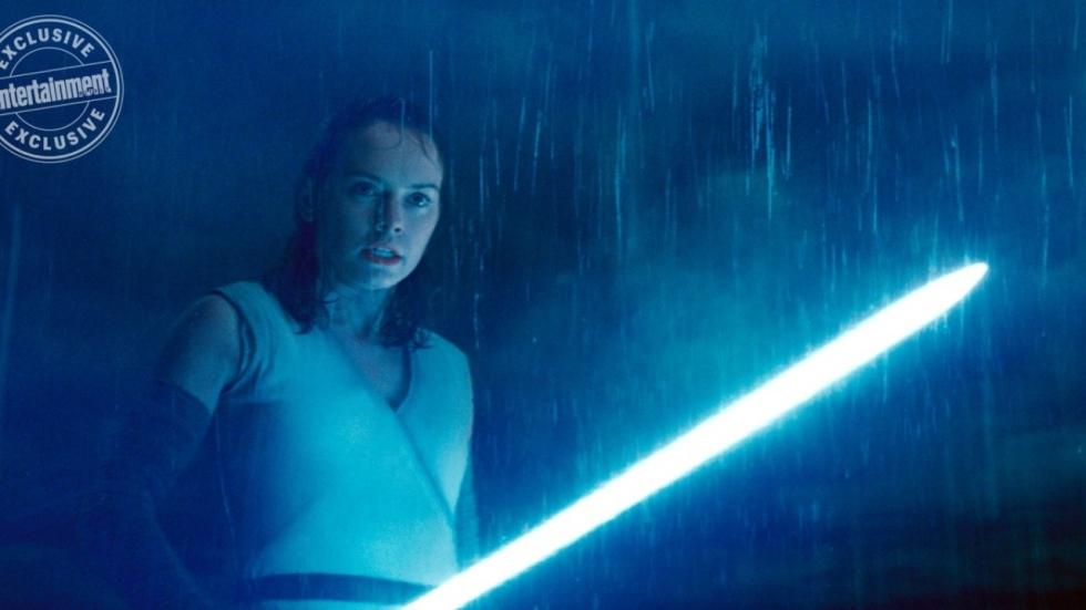 Heel veel nieuwe beelden 'Star Wars: The Last Jedi'