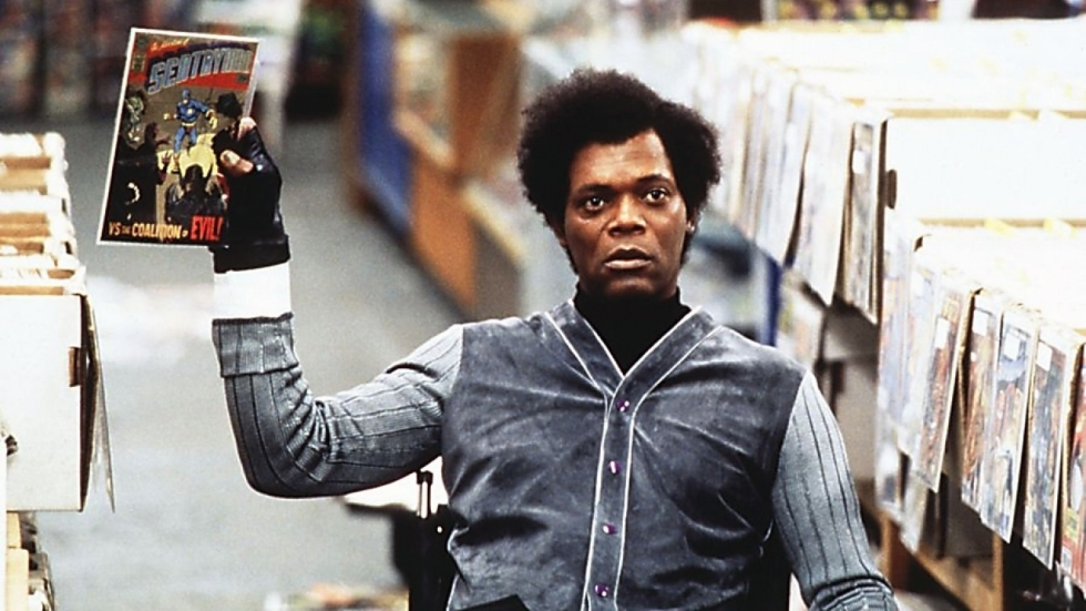 Samuel L. Jackson klaar met opnames 'Glass'