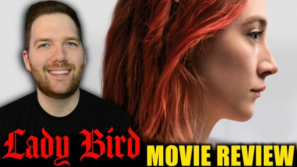 Chris Stuckmann - Lady bird - movie review