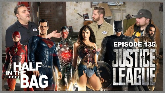 RedLetterMedia - Half in the bag episode 135: justice league