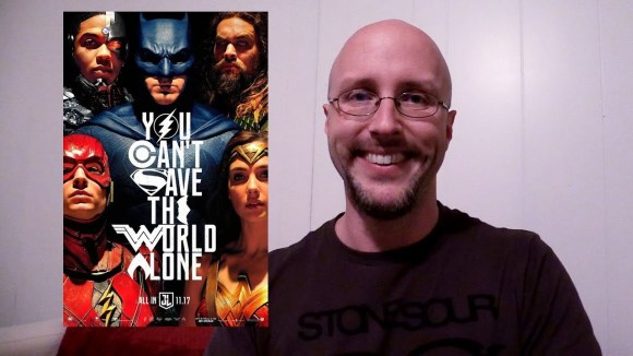 Channel Awesome - Justice league - doug reviews