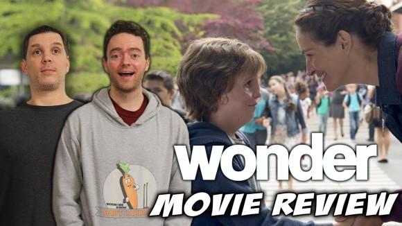 Schmoes Knows - Wonder movie review