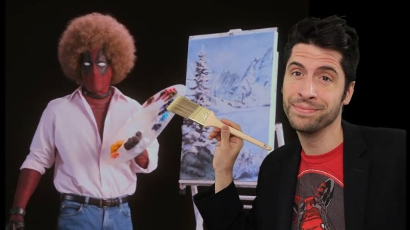 Jeremy Jahns - Deadpool 2 - teaser (wet on wet) review