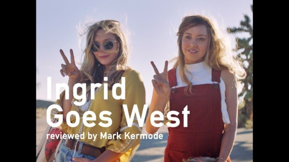 Kremode and Mayo - Ingrid goes west reviewed by mark kermode