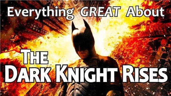 CinemaWins - Everything great about the dark knight rises!