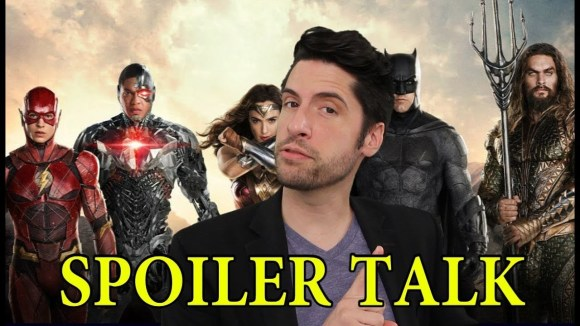 Jeremy Jahns - Justice league - spoiler talk