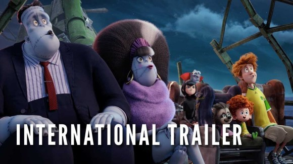 Hotel Transylvania 3 - trailer