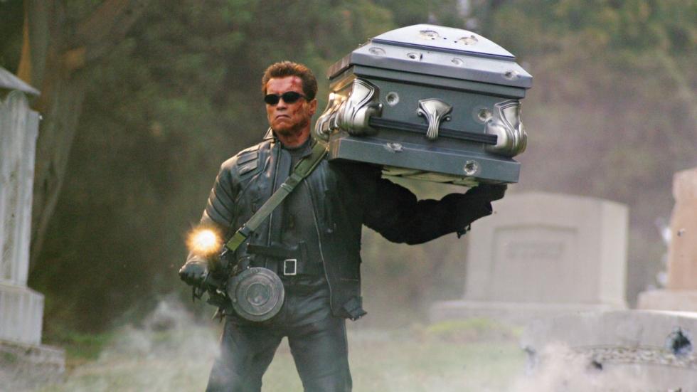 'Terminator 3' gaat naar Mexico en krijgt schrijver 'The Hunger Games'