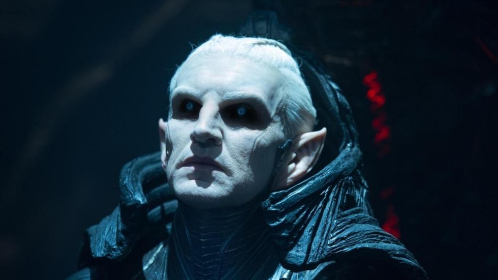 Christopher Eccleston geeft 'Thor: The Dark World' trap na