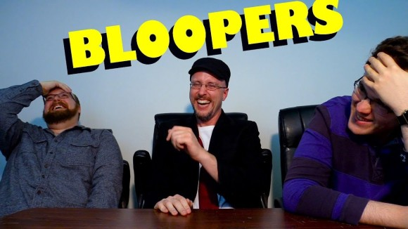 Channel Awesome - Dragonball evolution review bloopers