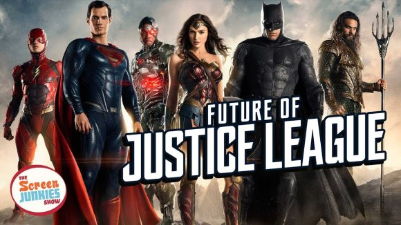 ScreenJunkies - After justice league: the future of dc movies (spoilers)