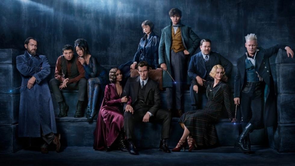 Minispecial: de personages van 'Fantastic Beasts: The Crimes of Grindelwald'