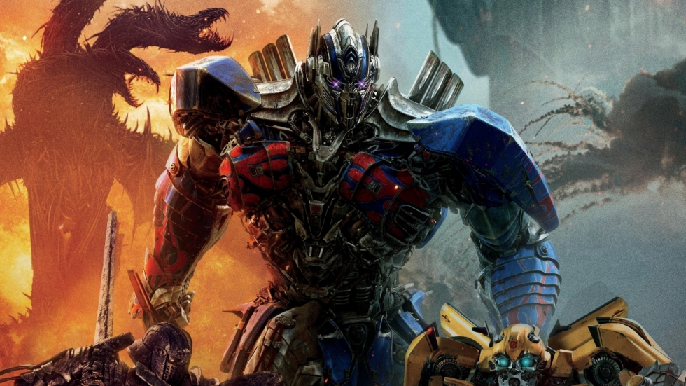 Blu-ray review: 'Transformers: The Last Knight' - nieuwe start voor de franchise