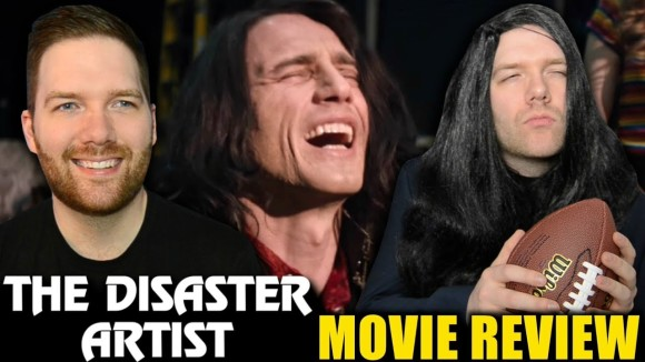 Chris Stuckmann - The disaster artist - movie review
