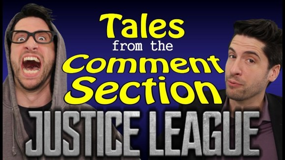 Jeremy Jahns - Tales from the comment section - justice league