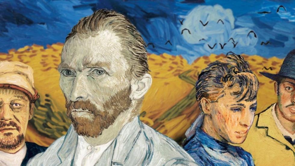 Bijzondere trailer voor het handgeschilderde 'Loving Vincent'