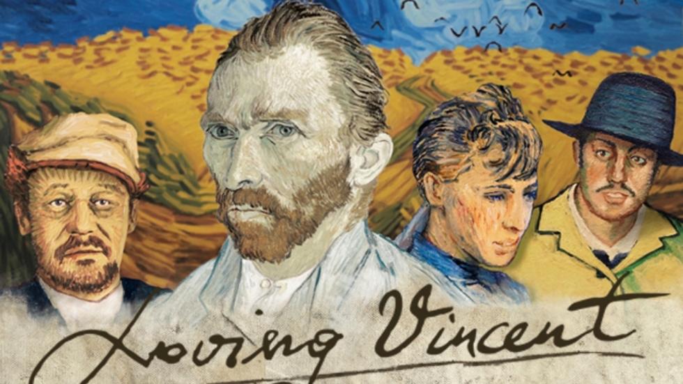 Nieuwe trailer 'Loving Vincent': met de hand geschilderde Vincent van Gogh biopic