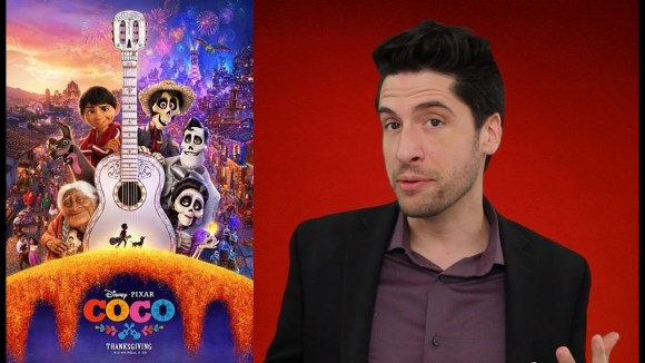 Jeremy Jahns - Coco - movie review