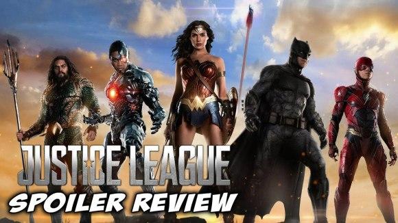 Schmoes Knows - Justice league spoiler review