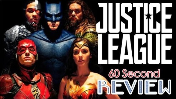 CinemaWins - Justice league 60ish sec review (spoiler free)
