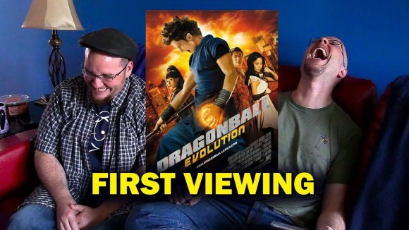 Channel Awesome - Dragonball evolution - 1st viewing