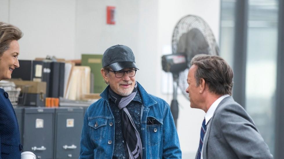 Nieuwe TV-trailer 'The Post' van Steven Spielberg met Tom Hanks/Meryl Streep