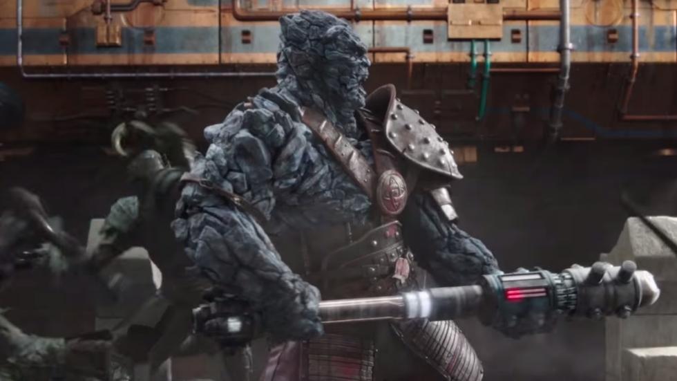 Zie hoe Korg in 'Thor: Ragnarok' tot leven kwam