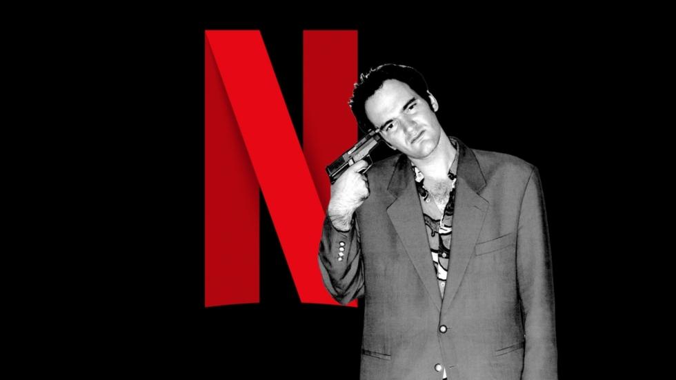 Waarom Quentin Tarantino geen liefhebber is van Netflix