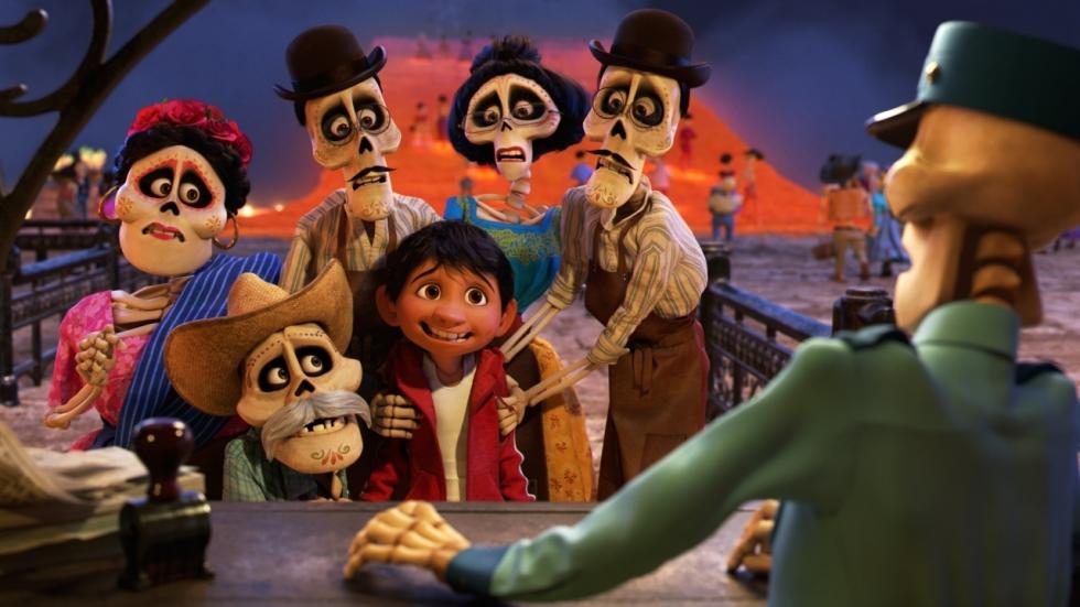 Alles over de nieuwste Pixar-film: 'Coco'