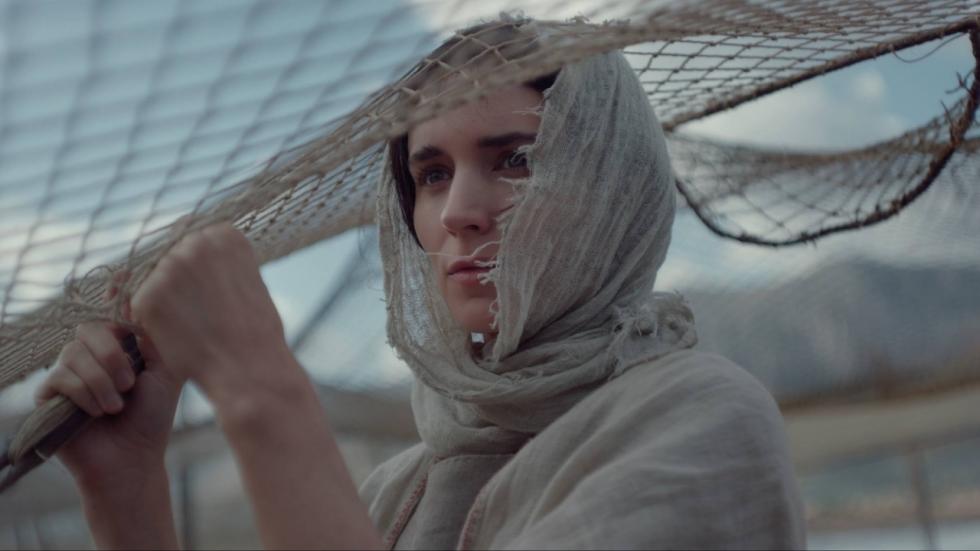 Eerste beeld van Rooney Mara in 'Mary Magdalene'