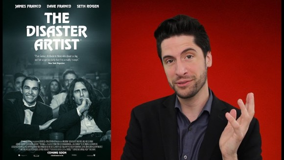 Jeremy Jahns - The disaster artist - movie review
