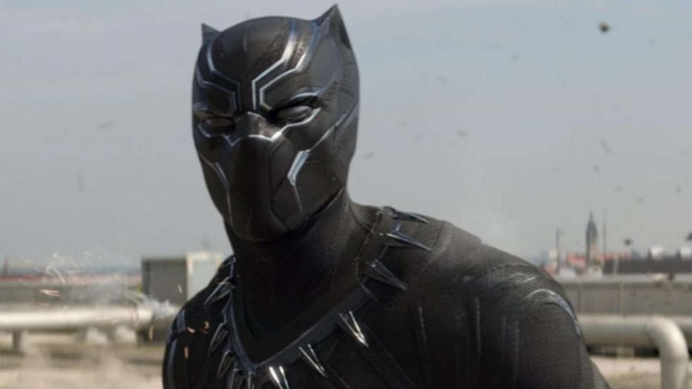 Opvallende nieuwe poster 'Black Panther'