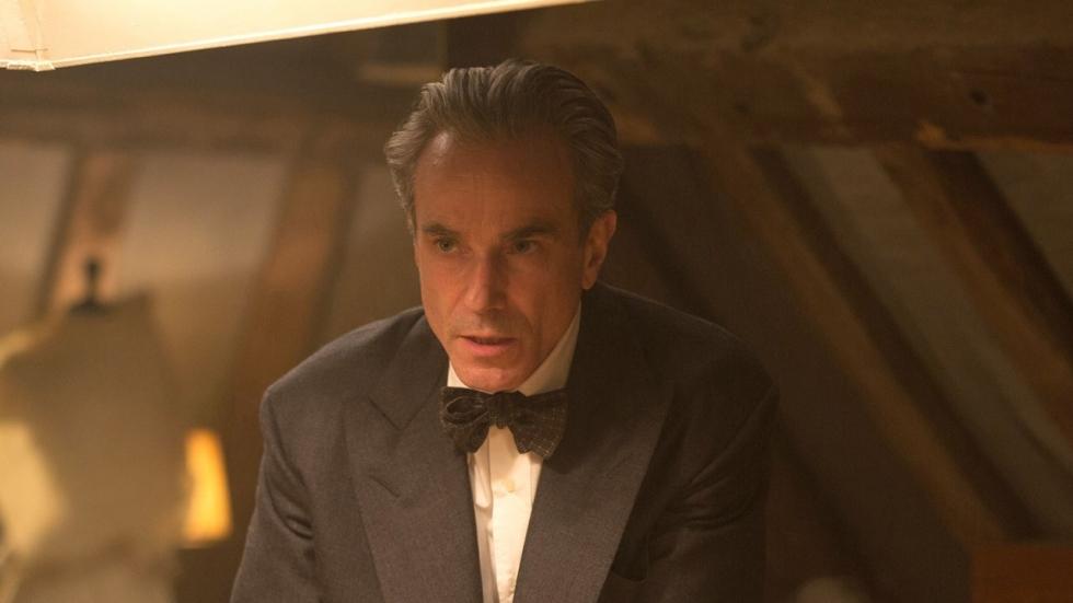 Daniel Day-Lewis wil 'Phantom Thread' niet zien vanwege pensioen