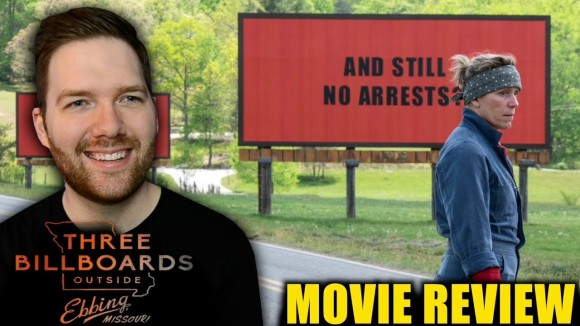 Chris Stuckmann - Three billboards outside ebbing, missouri - movie review