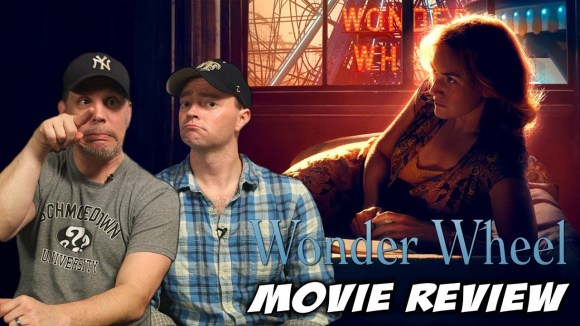 Schmoes Knows - Wonder wheel movie review