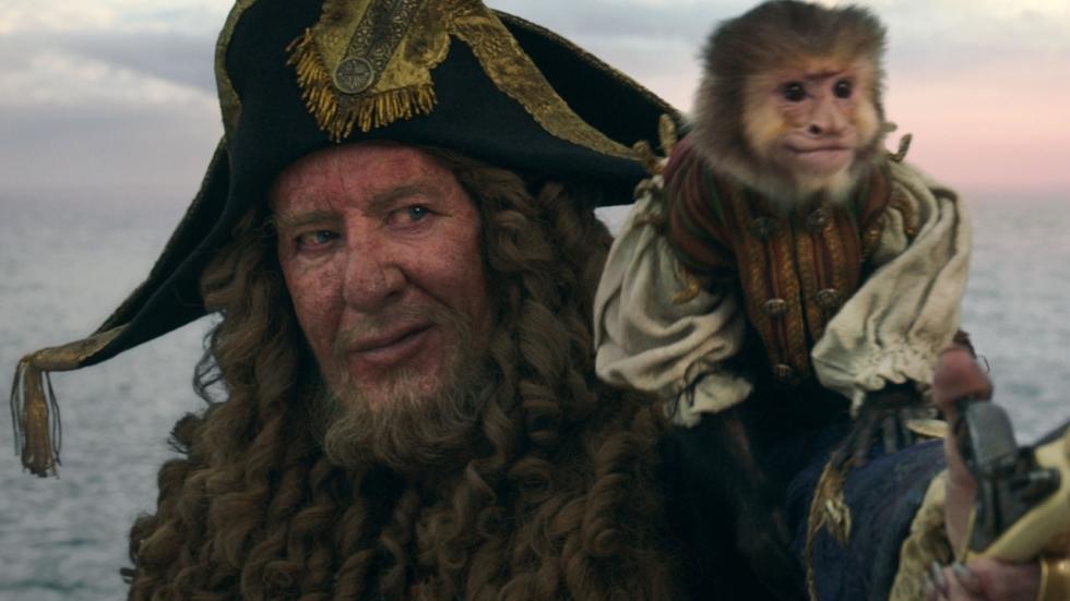 'Pirates of the Caribbean'-ster Geoffrey Rush ontkent wangedrag