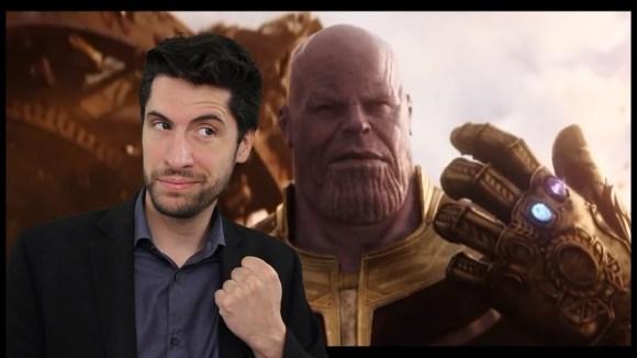 Jeremy Jahns - Avengers: infinity war - trailer review