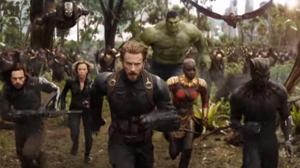 Alle money shots uit de 'Avengers: Infinity War' trailer!