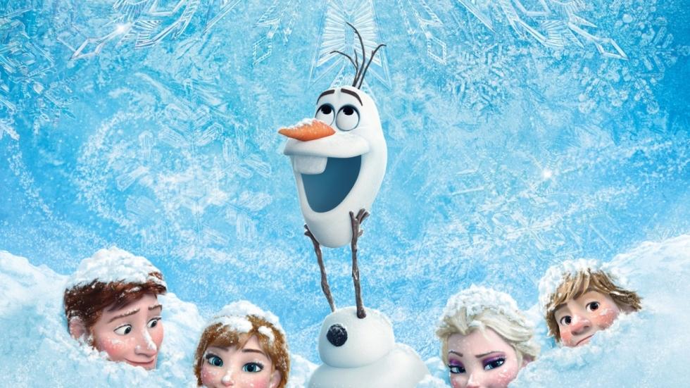Korte 'Frozen'-animatiefilm 'Olaf's Frozen Adventure' onder vuur