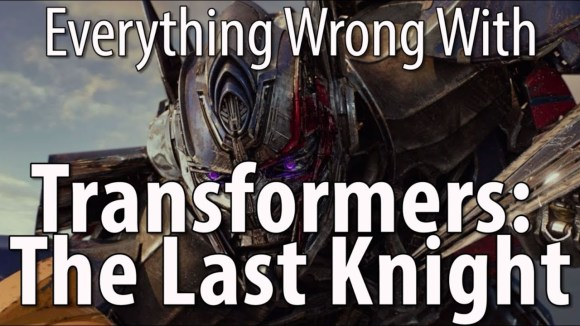 CinemaSins - Everything wrong with transformers the last knight