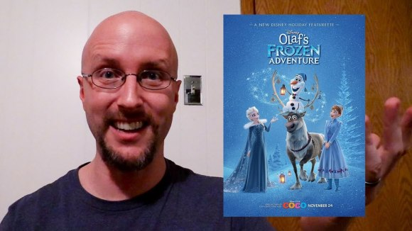 Channel Awesome - Is olaf's frozen adventure worth the hate?