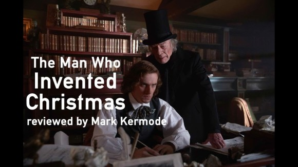 Kremode and Mayo - The man who invented christmas reviewed by mark kermode