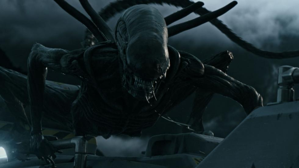 Minder aliens in toekomstige 'Alien'-films